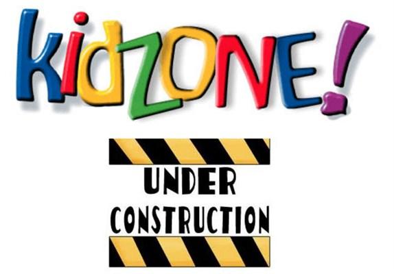 Kidzone Under Construction
