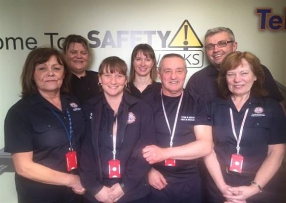 Safetyworks Team
